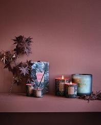 Kynttilät ja huonetuoksut
