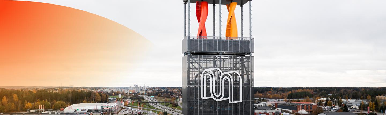 Miten Myllyn uusi logo syntyi?
