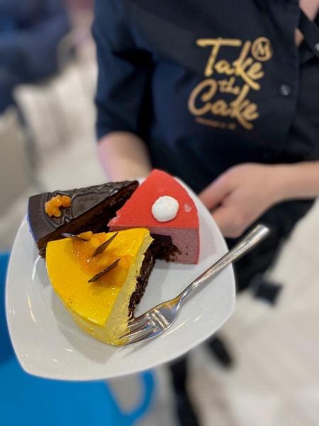 Take the Cake – MBakeryn kahvila